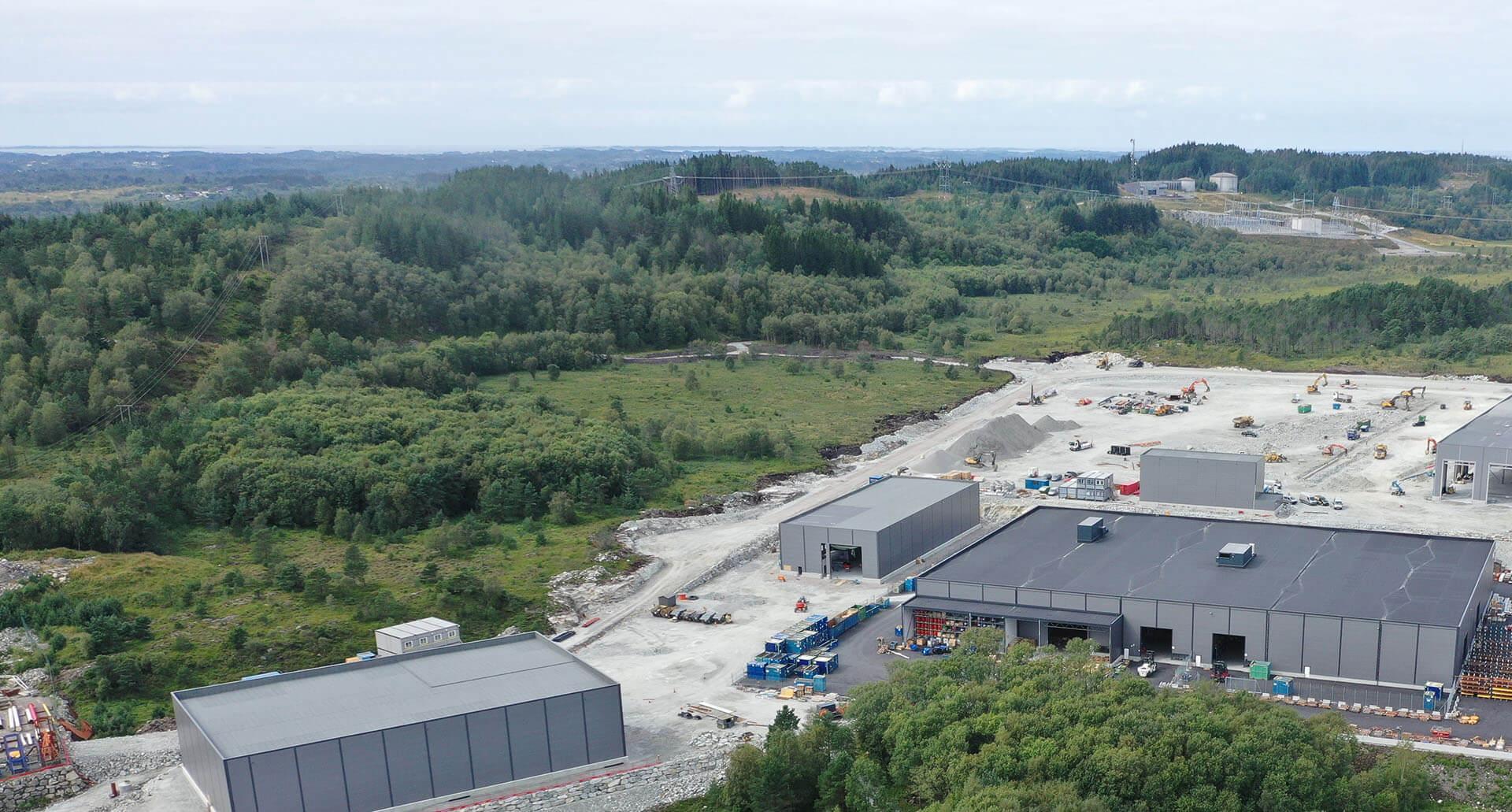 Bakre Storemyra - Mongstad Industrial Park